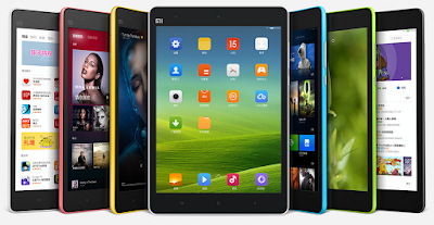 Xiaomi MiPad, tablet de China
