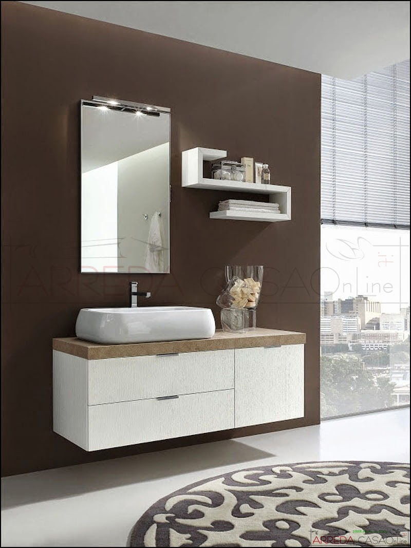 Blog arredamento on line arredo - Mobile bagno laminato ...