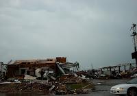 Joplin, MO - Rangeline Tornado Damage
