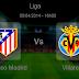 Pronostic Atlético Madrid - Villareal : Liga