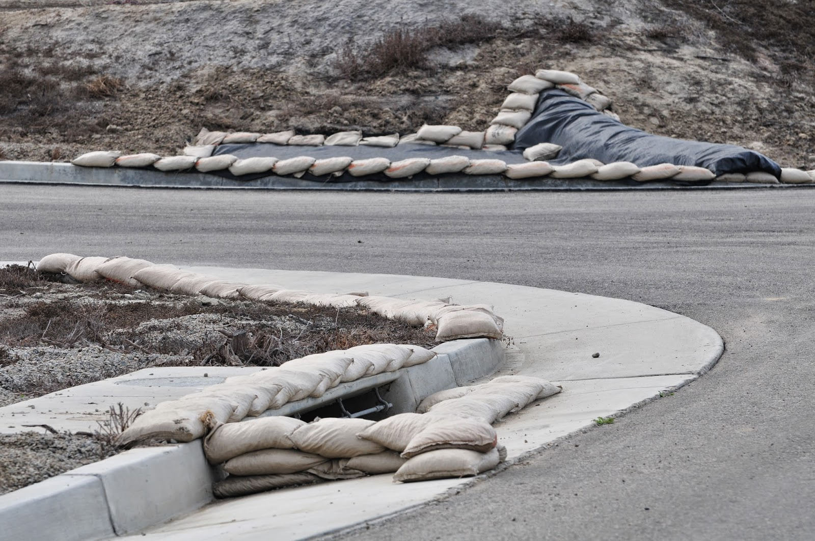 Storm Water Thoughts: Storm Water Thoughts...Caltrans changes SWPPP ...