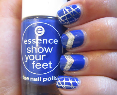 Essence - Electric Blue