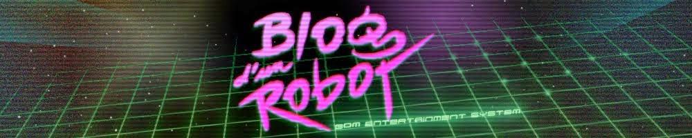 Blog d'un robot