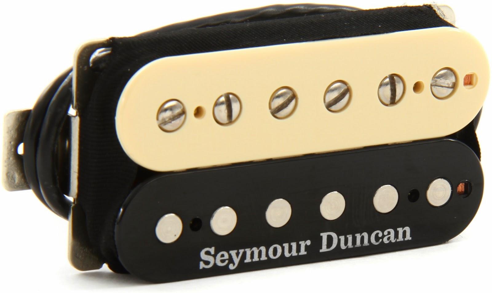 GUITARISM: Seymour Duncan 59 (SH-1) Review