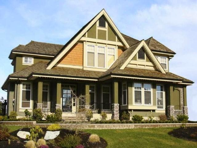 Exterior walls paint ideas color scheme color combination - Exterior paint schemes for ranch homes ...