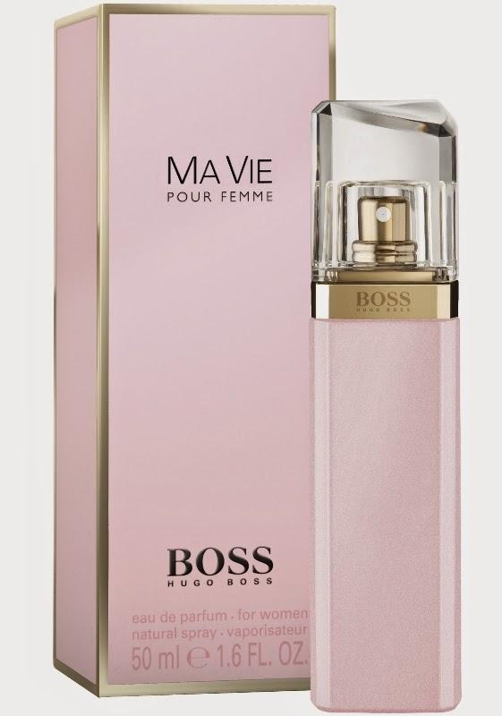 perfume ma vie pour femme