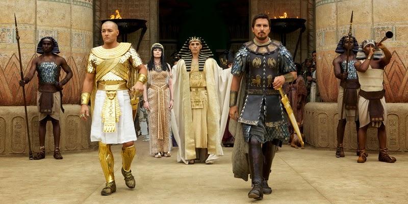 Melenceng dari Kisah Agama, Film Exodus Dicekal