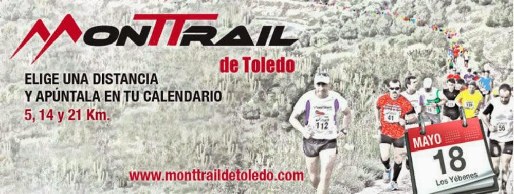 Monttrail carrera de montaña. Montes de Toledo