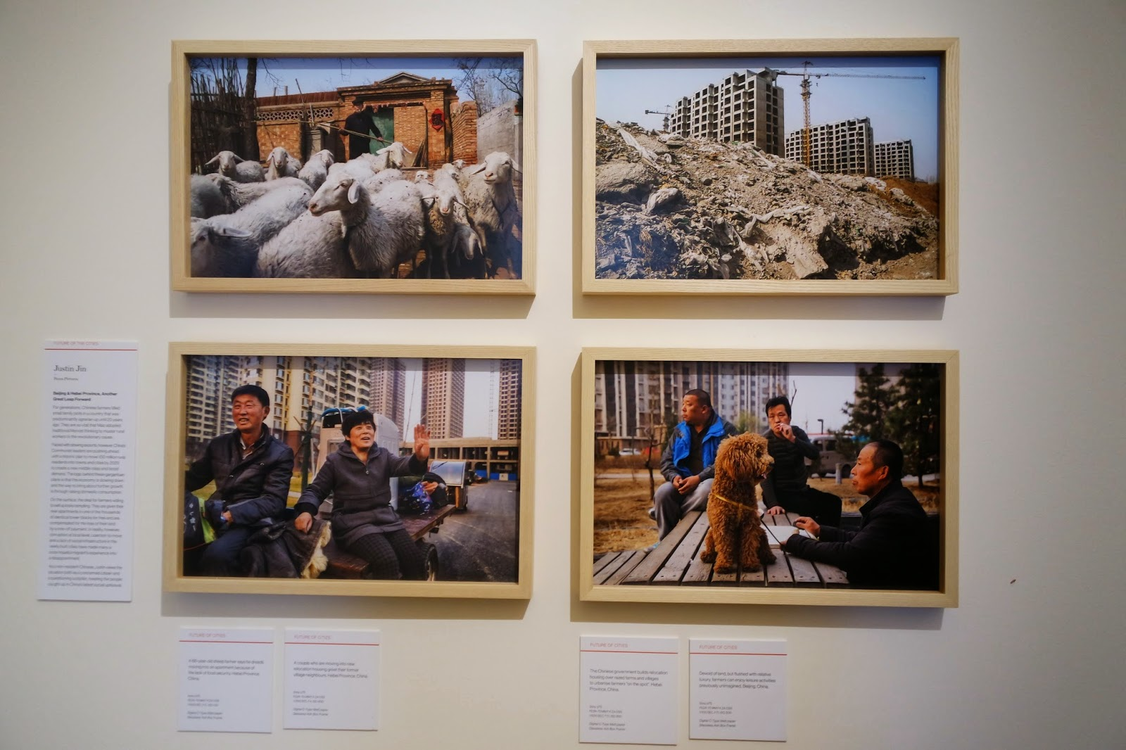 2015 Sony World Photography Awards Exhibition