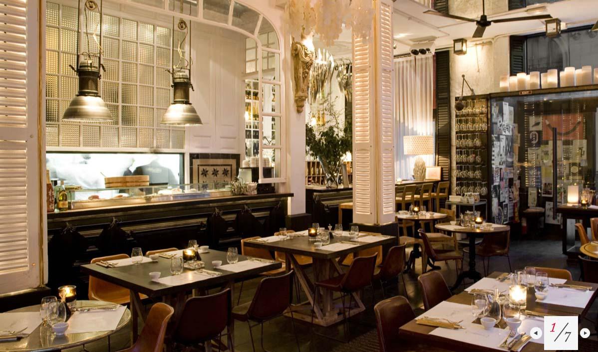 Estudio nap blog restaurante big fish en barcelona for Big fish restaurant