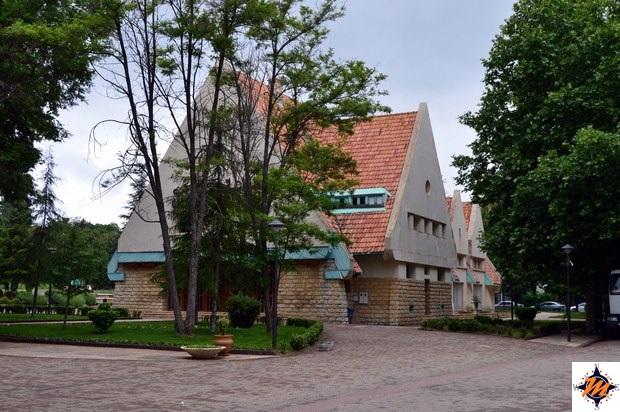 Ifrane, abitazione tradizionale