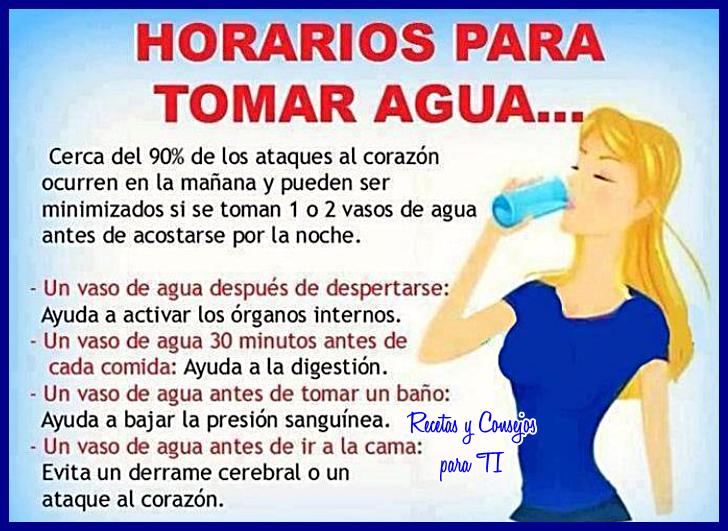 Baño Turco Bajar De Peso: si se toman 1 o 2 vasos de agua antes de acostarse por la noche