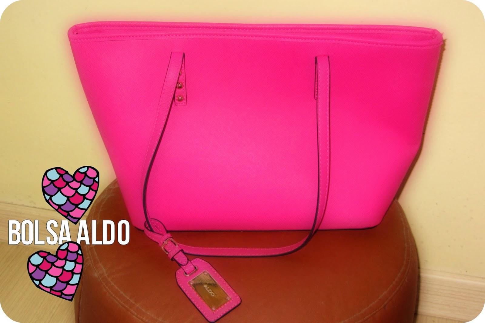 Minha Bolsa da Aldo Shoes 848e75baa95