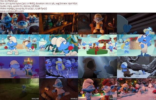 Los Pitufos Cuento de Navidad DVDRip Español Latino Descargar 1 Link