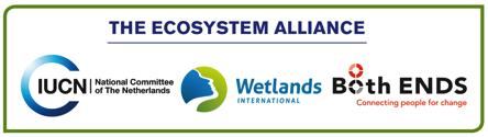 Um projeto da Aliança Ecosistema