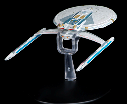 The Trek Collective: First look at a bunch of Eaglemoss ships, and ...