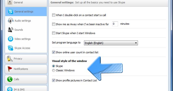 how to change skype login