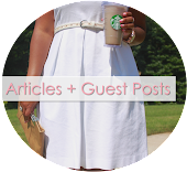 Articles + Guest Posts