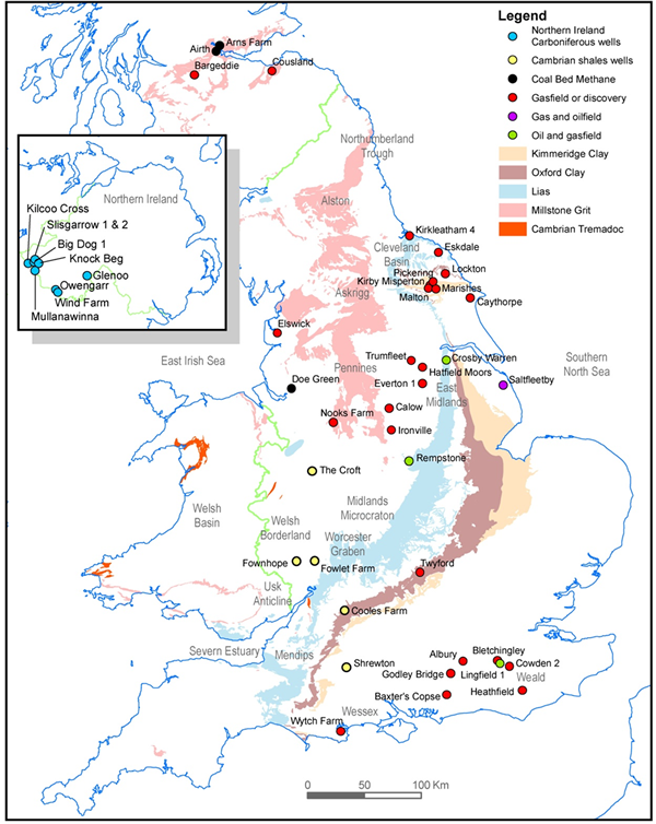 Natural Resources Wales Groundwater Map