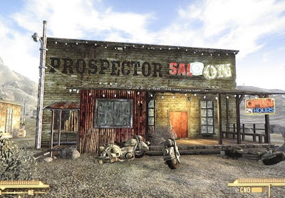 Real-Life Locations in 'Fallout: New Vegas' Video Game Seen On www.coolpicturegallery.us