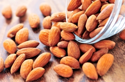 Almonds For Building Muscle