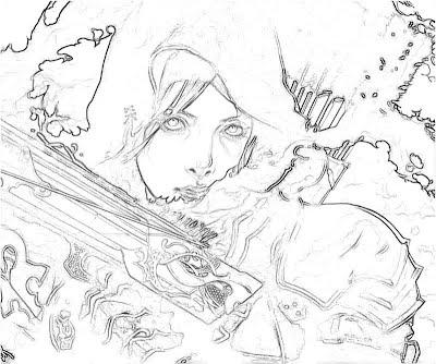 Diablo 3 Demon Hunter Full Armor Yumiko Fujiwara