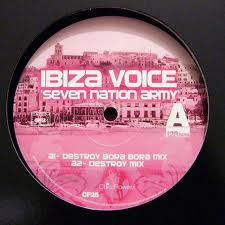 Staying In Music Alert In Ibiza Voice holiday