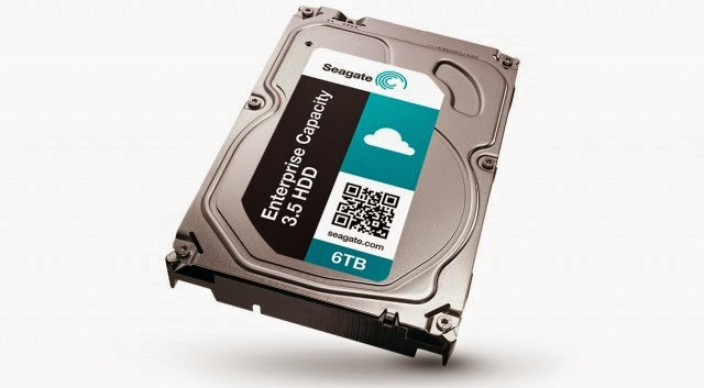 HDD Non Helium 6TB