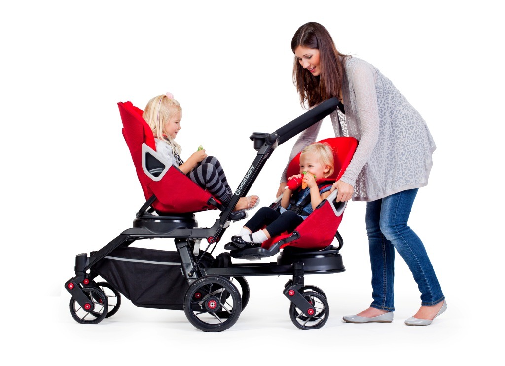 Types of Double Strollers on the Market