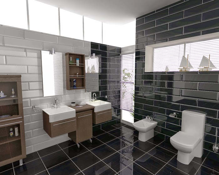 Bathroom ideas zona berita free bathroom design software Free bathroom design software b q