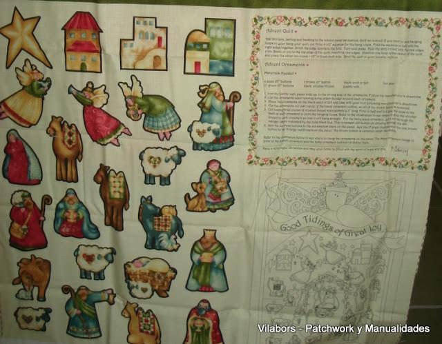 Piezas para el Nacimiento - Navidad 2012