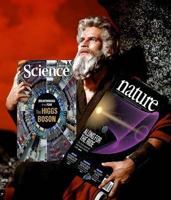 El Dios de los Científicos.