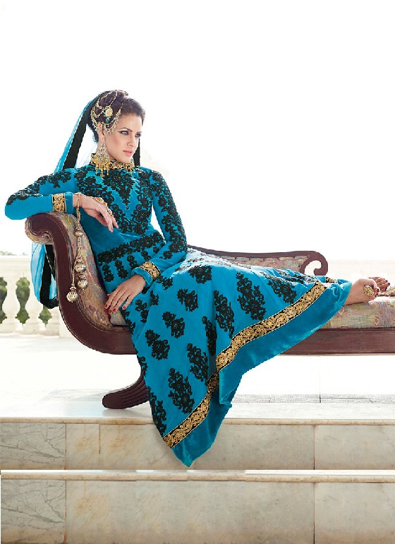 Pakistani Shalwar Kameez Collection 20132014 | Party Wear Designer