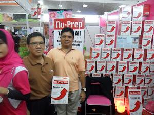 Tongkat Ali Nu-Prep 100, RY Saloon, ruang bersama pelanggan & Pakar Andrologi Malaysia.