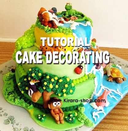 Kue+ulang+tahun%2C+kue+pernikahan%2C+wedding+cake%2C+menghias+kue%2C ...