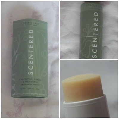 Scentered Therapy Balm Stress Less