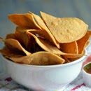 Easy Baked Tortilla Chips Recipe