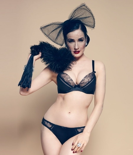 Von Follies by Dita Von Teese Fall 2013 at Faire Frou Frou Her Sexellency