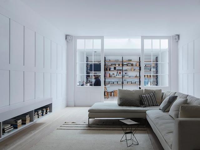 Skandinavisches Design in London – aufgeräumt Einrichten und Wohnen