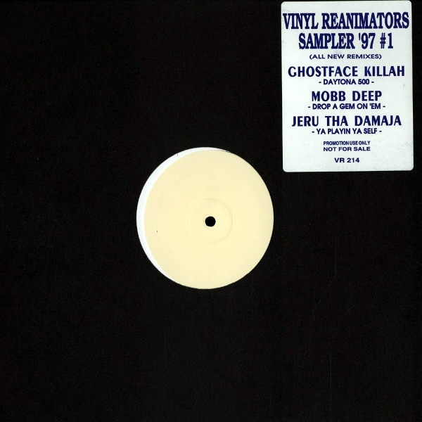 Vinyl Reanimators - Sampler Remix EP