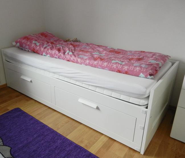 Brimnes seng ikea