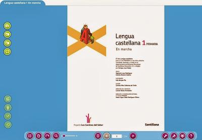 Libro digital santillana-1º-LENGUA EN MARCHA