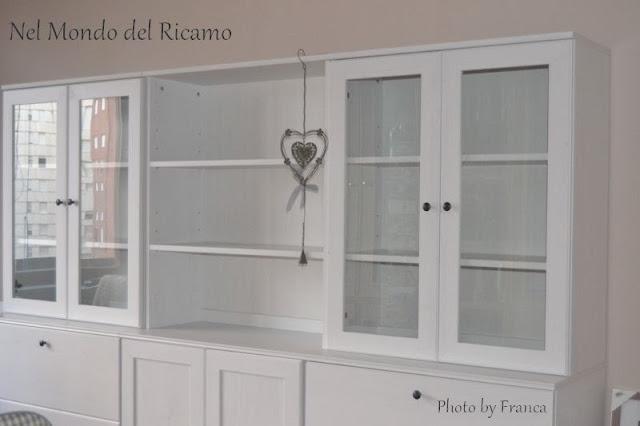 Nelmondodelricamo si avvera un sogno la craft room for Dove posso trovare i progetti per la mia casa
