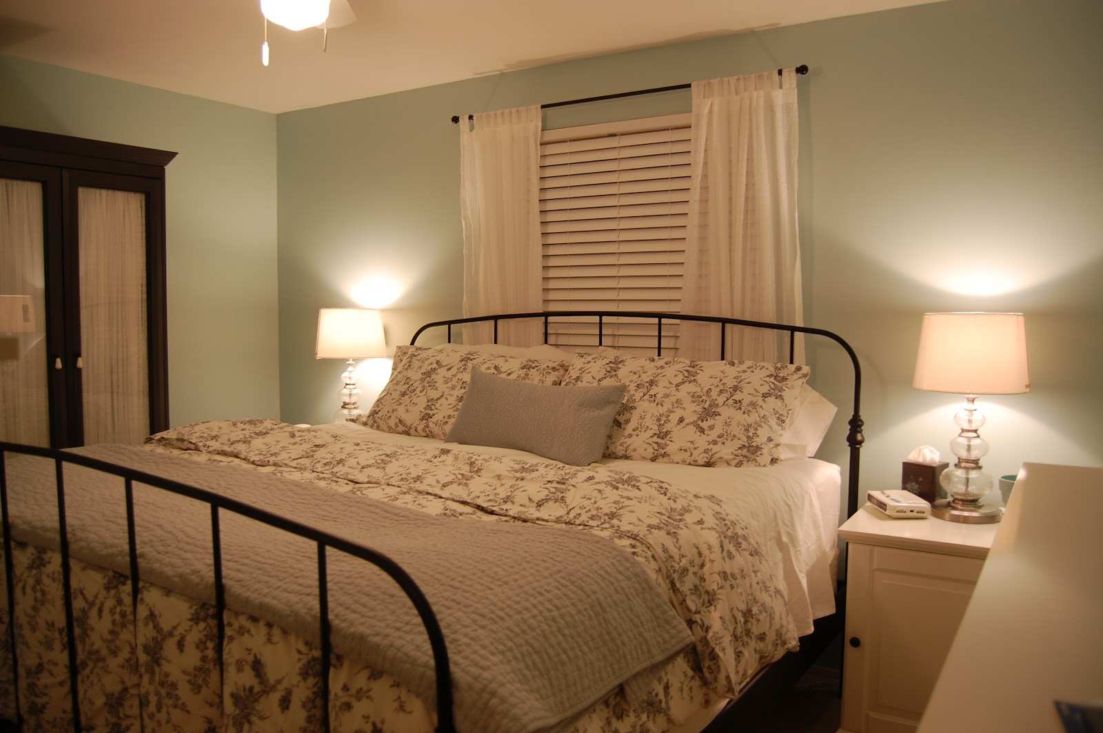 Master bedroom favorite paint colors blog for Bedroom colors