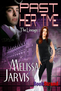 Past Her Time by Melissa Jarvis