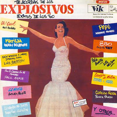 Paul Anka - Mi Corazón Canta / Eso Es Amor / Medianoche / Amor Sincero