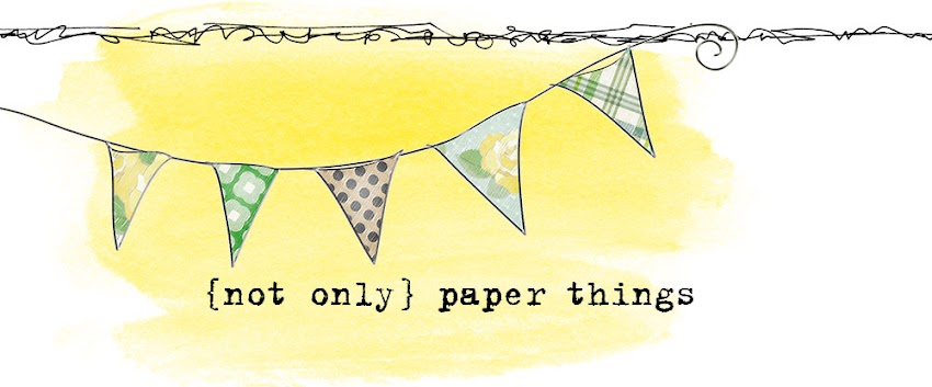 (not only) paper things