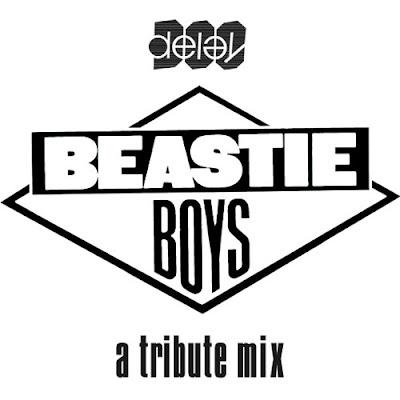 Doc Delay - Beastie Boys Tribute Mix (2012)