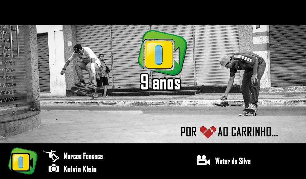 OVERCOMING SKATEBOARDS  9 ANOS!!!