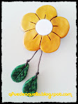 Broche Flor